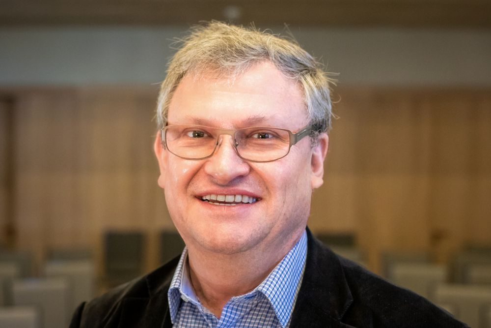 Pfarrer Martin Hermann, Foto Amthor